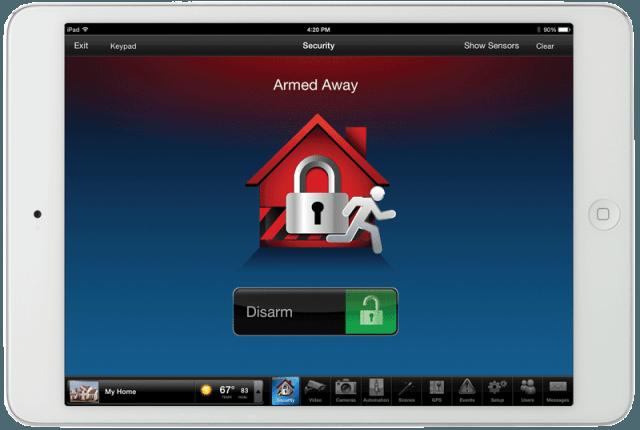 iPad Armed Away hi